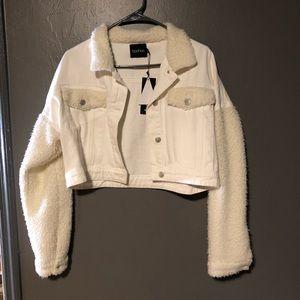 Jackets & Blazers - NEW CROP JACKET